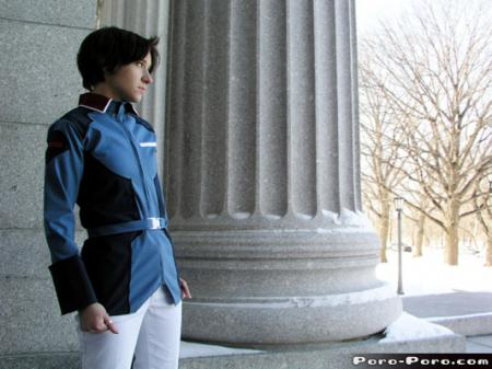 Kira Yamato from Mobile Suit Gundam Seed worn by Zan