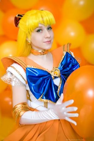 Sailor Venus from Sailor Moon Seramyu Musicals worn by Zan