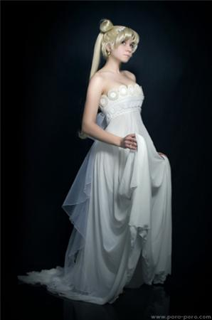Princess Serenity from Sailor Moon worn by Zan