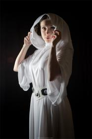 Princess Leia Organa from Star Wars Episode 4: A New Hope worn by Zan