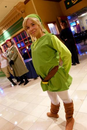 Link from Legend of Zelda: The Wind Waker worn by blueheart29
