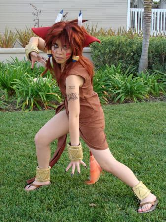 Red XIII from Final Fantasy VII worn by blueheart29