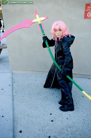Marluxia from Kingdom Hearts: Chain of Memories worn by blueheart29