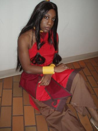 Katara from Avatar: The Last Airbender worn by ChibiTifa