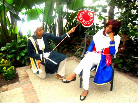 Prince Soma Asman Kadar from Black Butler (Worn by ChibiTifa)