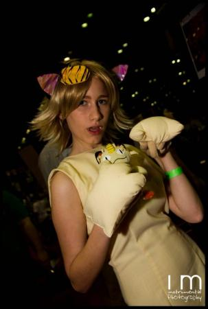 Meowth from Pokemon worn by ShinobuWind