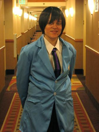 Haruhi Fujioka from Ouran High School Host Club worn by Khiorii