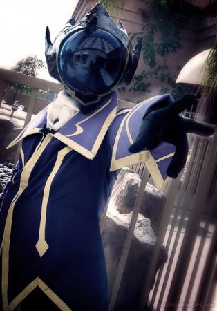 Zero from Code Geass R2 worn by Khiorii
