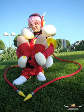 Hikaru from Angelic Layer worn by Khiorii