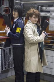 Nobuchika Ginoza from Psycho-Pass worn by Impure Impulse