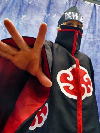 Kakuzu from Naruto Shippūden