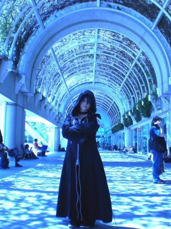 Zexion from Kingdom Hearts 2