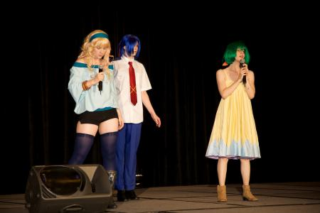 Alto Saotome from Macross Frontier worn by LoraFloraDora