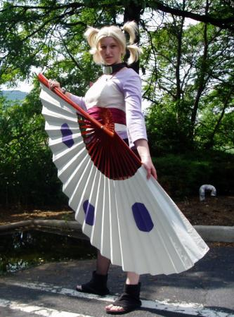 Temari from Naruto worn by LoraFloraDora
