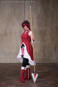 Kyoko Sakura from Madoka Magica by Cimorene