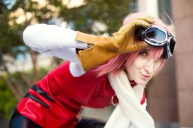 Haruko Haruhara from FLCL (Worn by TATTO)