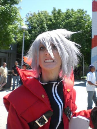 Ragna the Bloodedge from BlazBlue: Calamity Trigger worn by TATTO