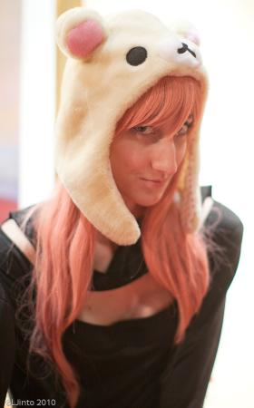 Megurine Luka from Vocaloid 2 worn by TATTO