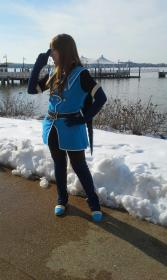 Jade Curtiss from Tales of the Abyss worn by BluFireDragon667