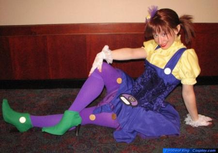 Wario from Super Mario Brothers Series worn by Imriela
