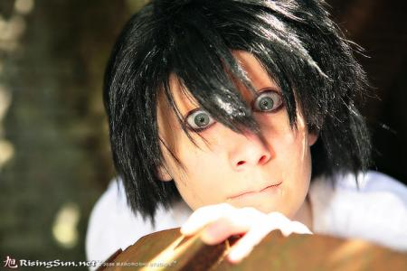 L / Ryuuzaki from Death Note worn by Imriela