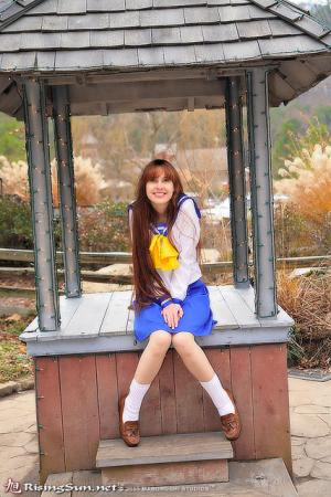 Miyuki-chan from Miyuki-chan in Wonderland worn by twinklebat