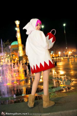 White Mage from Final Fantasy worn by twinklebat