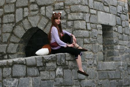 Horo from Spice and Wolf worn by twinklebat