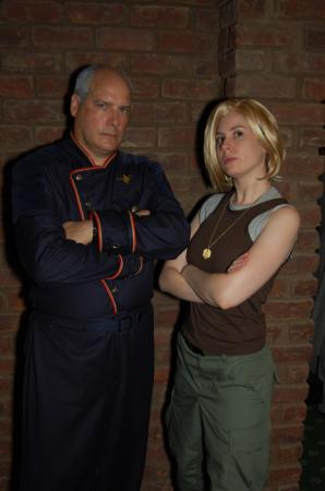 Kara Thrace / Starbuck from Battlestar Galactica worn by twinklebat