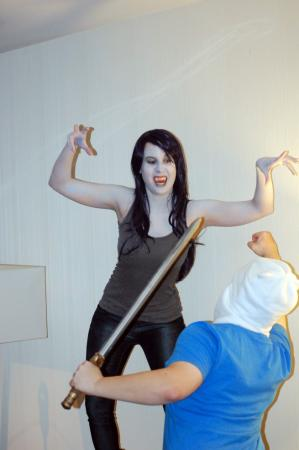Marceline the Vampire Queen from Adventure Time with Finn & Jake