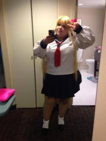Minako Aino from Sailor Moon worn by Serephita