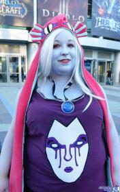 Lady Sylvanas Windrunner from World of Warcraft worn by Serephita