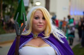 Jaina Proudmoore from World of Warcraft by Serephita