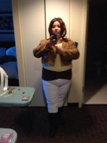 Hanji Zoe from Attack on Titan