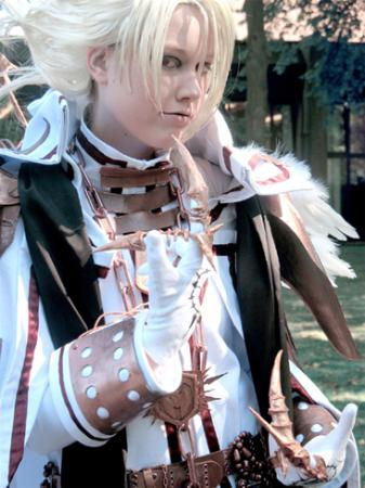 Cain Nightlord from Trinity Blood worn by Sora_no_Kokoro