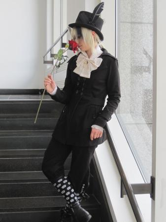Teru from Versailles worn by Claeris