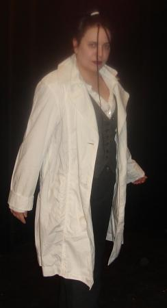 Izumi Curtis from Fullmetal Alchemist