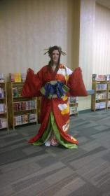 Yukimura Chizuru from Hakuouki Shinsengumi Kitan worn by MissMina2