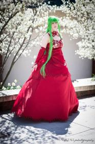 C.C. from Code Geass R2 worn by MissMina2