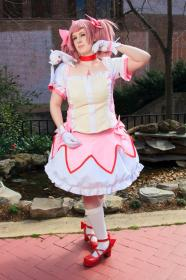 Madoka Kaname from Madoka Magica  by MissMina2