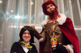 Iskandar the Great (Rider) from Fate/Zero