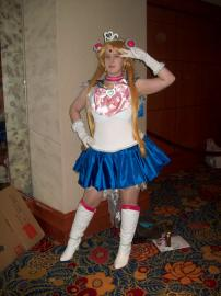 Princess Sailor Moon from Pretty Guardian Sailor Moon worn by MissMina2