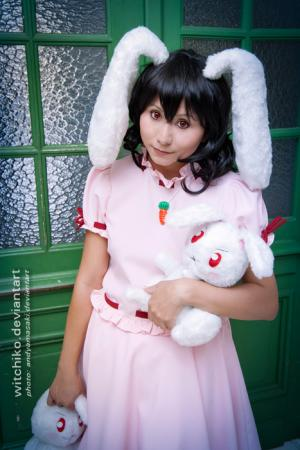 Tewi Inaba from Touhou Project worn by Witchiko