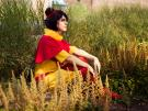 Jinora from Legend of Korra, The worn by Blanko