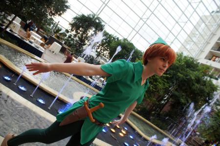 Peter Pan from Peter Pan worn by Blanko