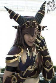 Alexstrasza from World of Warcraft worn by Blanko
