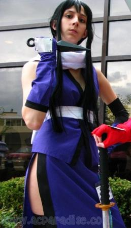 Shino from Izuna: Legend of the Unemployed Ninja