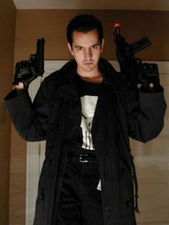 The Punisher from Punisher worn by OrochiSerge