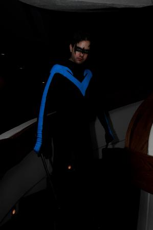 Nightwing from Batman worn by OrochiSerge