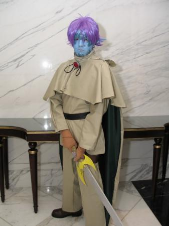 Zelgadiss Greywords from Slayers Revolution (Worn by OrochiSerge)